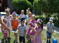 Dzień dziecka w Przedszkolu w Seceminie