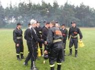 Gminne zawody sportowo-pożarnicze w Żelisławicach