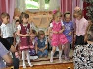 Obchody Dnia Matki i Ojca w przedszkolu w Seceminie