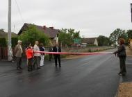 Odbiór techniczny remontu drogi wojewódzkiej nr 795 w Psarach