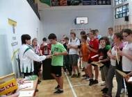Sportowa wiosna w Zespole Szkół w Seceminie