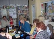 XI spotkanie Dyskusyjnego Klubu Książki w Bibliotece