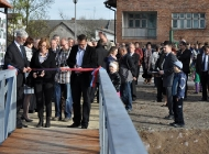 Fortalicja Szafrańców i park podworski w Seceminie zyskały nowe oblicze