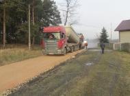 Kolejne drogi w Gminie Secemin-3