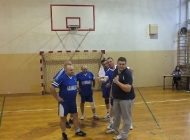 Oldboye grali w siatkówkę -3
