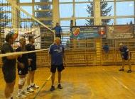 Oldboye grali w siatkówkę -5