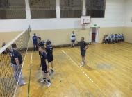 Oldboye grali w siatkówkę -6